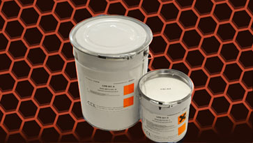 Two component epoxy adhesive CEB 001